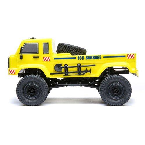 ECX 1/24 Barrage UV 4WD Scaler Crawler ECX00019T2