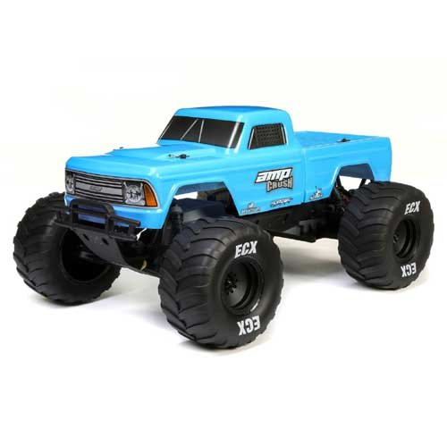 ECX 1/10 Amp Crush 2WD Monster Truck Brushed RTR