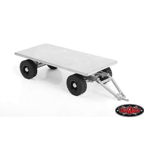 RC4WD 1/14 Forklift Trailer w. Steering Axle