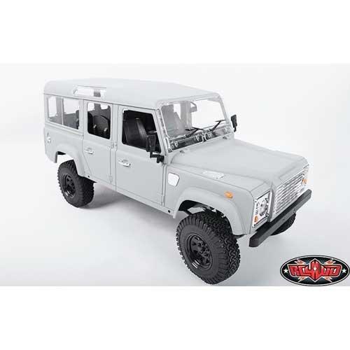 RC4WD Gelande II D110 Truck Kit mit Hard Body