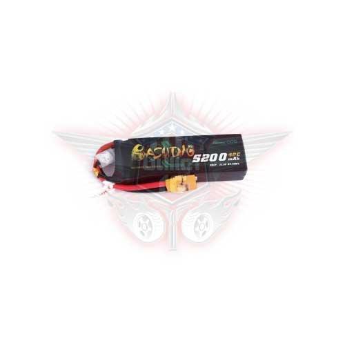 Gens ace 11.1V 5200mAh 3S1P 40C Lipo Battery Pack