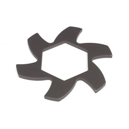 HPI Baja Bremsscheiben Schaufelrad gunmetal H102171