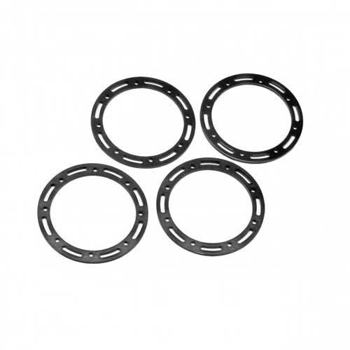 Hobao CNC Aluminium beadlock rings, 4 Pcs H230120