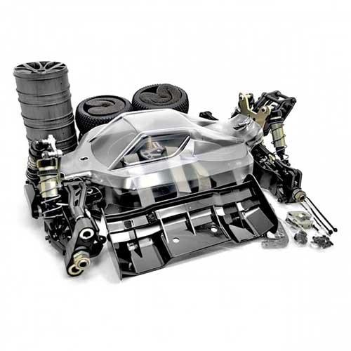 Hobao Hyper VS2 Elektro Buggy 1/8 80% ARR Roller