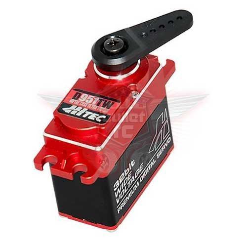 HITEC Servo D951TW 32-Bit Titanium Getriebe