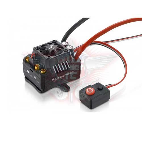 Hobbywing Ezrun MAX10 SCT Regler Sensorless 120A 2-4s LiPo