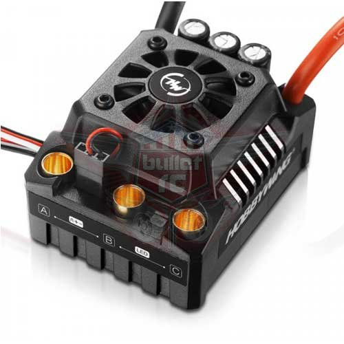 Hobbywing Ezrun MAX8 T Regler Sensorless 3-6s