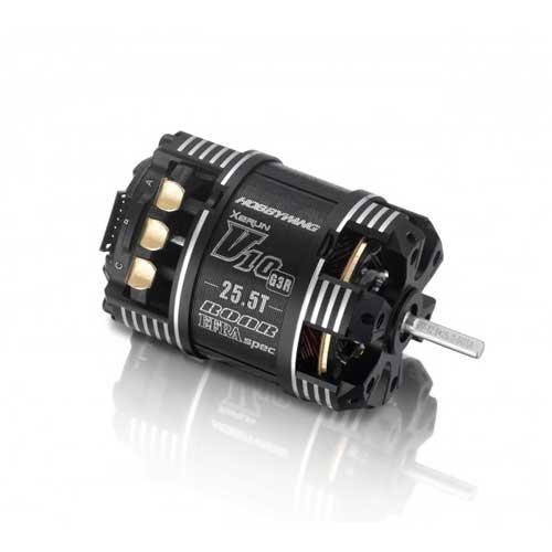 Hobbywing Xerun V10 Brushless Motor G3R 25.5T Sensored