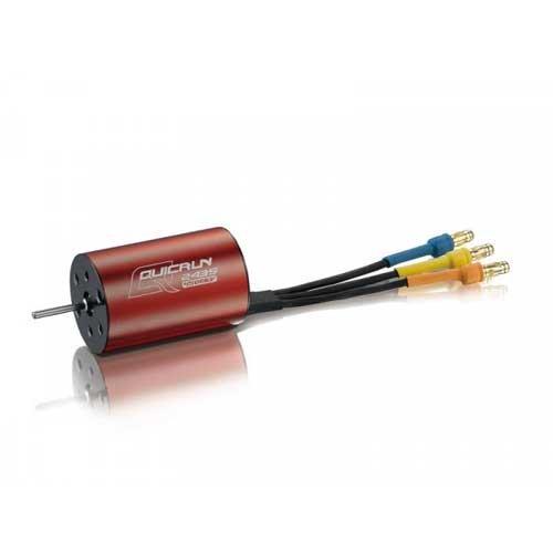 Hobbywing QuicRun 2435 4500kV Sensorless Motor
