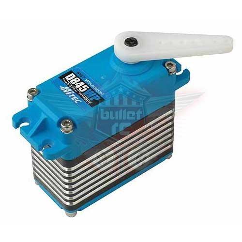 Hitec D-845WP 32-Bit, wasserdicht, Stahl Getriebe Servo