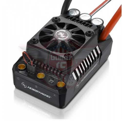 Hobbywing Ezrun MAX5 Sensorless 200 Amp 3-8s LiPo BEC 6A