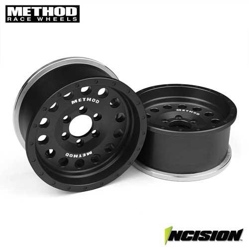 Incision Method 1.9 MR307 Black Anodized