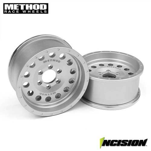 Incision Method 1.9 MR307 Clear Anodized