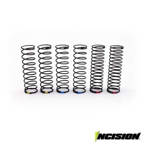 Incision Scale Shock Spring Set (80mm Shocks)