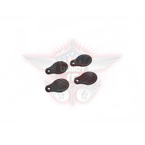 Kraken Vekta 5 Splinte Tabs (4Stk.) KV4440