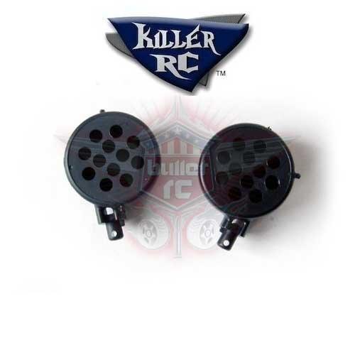 Killer RC Baja LED Scheinwerfer Gehäuse (Plastik)