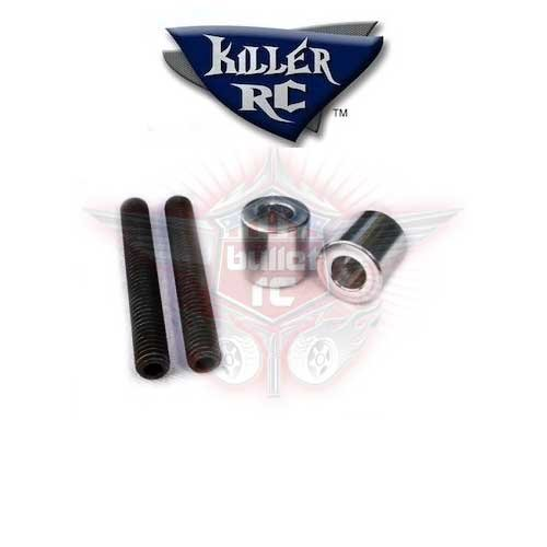 Killer RC hintere Querlenker Gewindestangen HPI Baja 5-12mm