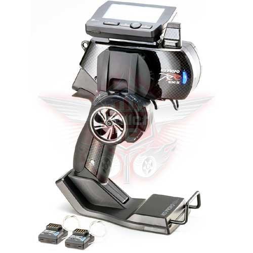 KoPropo EX-RR Fernsteuerung mit 2x KR-415FHD RX