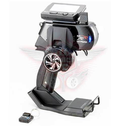 KoPropo EX-RR Fernsteuerung mit KR-415FHD Empfänger