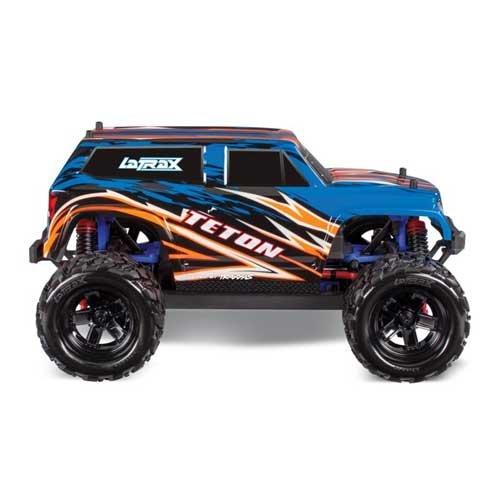 LATRAX Teton 4x4 1/18 4WD Monster Truck - Blau