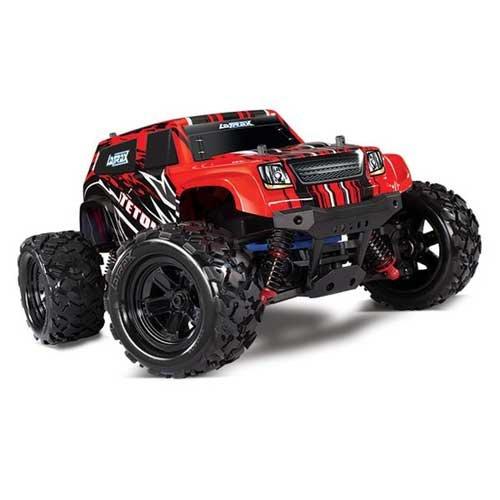 LATRAX Teton 4x4 1/18 4WD Monster Truck - Rot