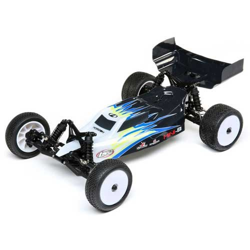 Losi 1/16 Mini-B Brushed RTR 2WD Buggy LOS01016T2