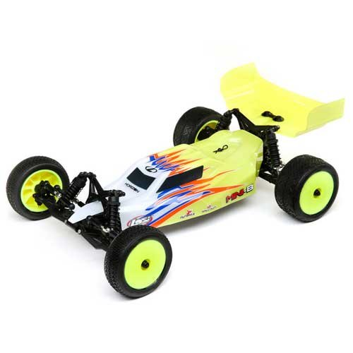 Losi LOS01016T3 Mini-B Brushed RTR 2WD Buggy