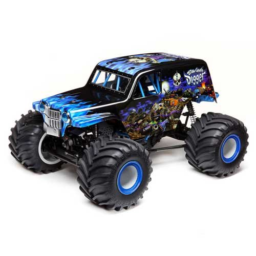 Losi LMT 4WD Grave Digger RTR