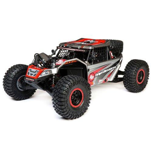 1/6 Super Rock Rey 4WD Brushless Rock Racer LOS05016T2