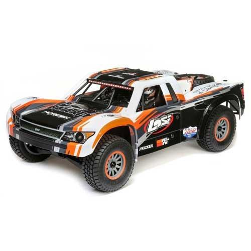Losi 1/6 Super Baja Rey 4WD Wüsten-Truck BND