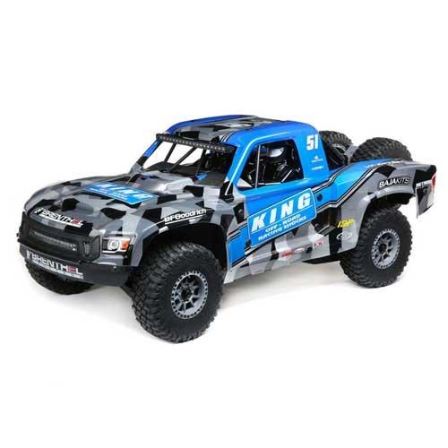 Losi 1/6 Super Baja Rey 2.0 4WD Desert Truck - Blau