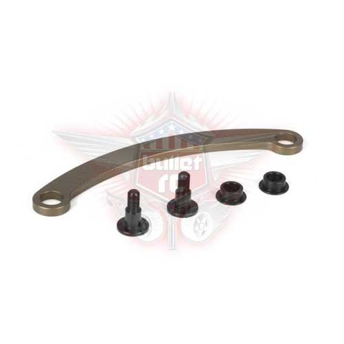 Losi Steering Drag Link & Hardware: 5T LOSB2552