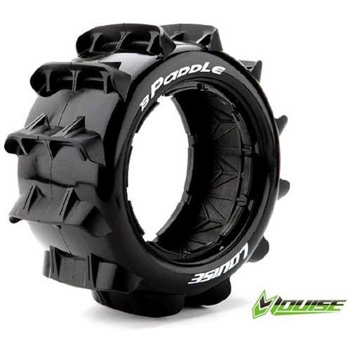 LOUISE B-PADDLE Reifen Set mit Einlage (LOUT3280I)