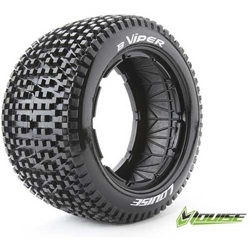 LOUISE B-VIPER Reifen Set mit Einlage (LOUT3245I)
