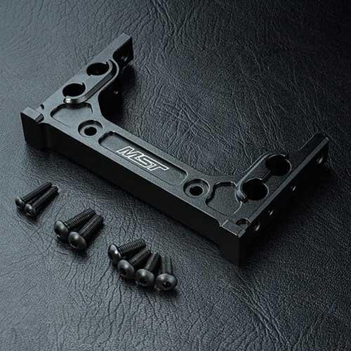 MST Querverbinder AD Aluminium schwarz CMX