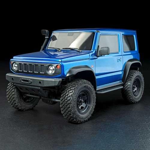 MST Crawler CMX J4 RTR Blau