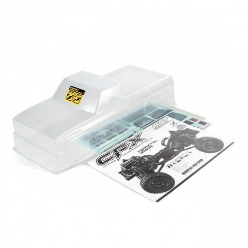 MST CFX C-10 Kit MST532165 - klare Karosserie