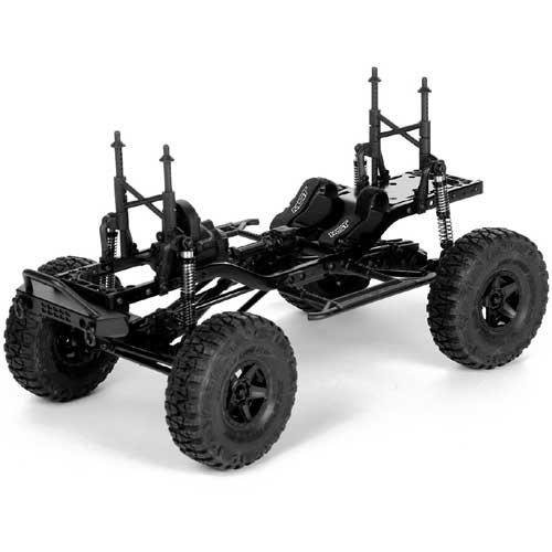 MST CFX-W 4WD Crawler KIT Frontmotor Radstand 300mm