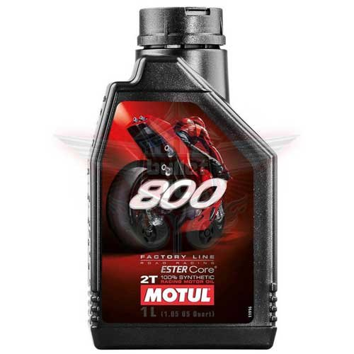 Motul 800 2T FL RC On-Road Racing Öl [1000ml]