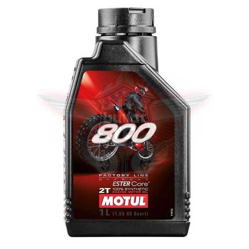 Motul 800 2Takt FL RC Off-Road Öl 1000ml