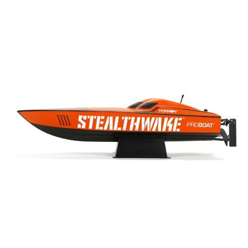 Pro Boat Stealthwake 23-inch Deep-V Brushed RTR INT