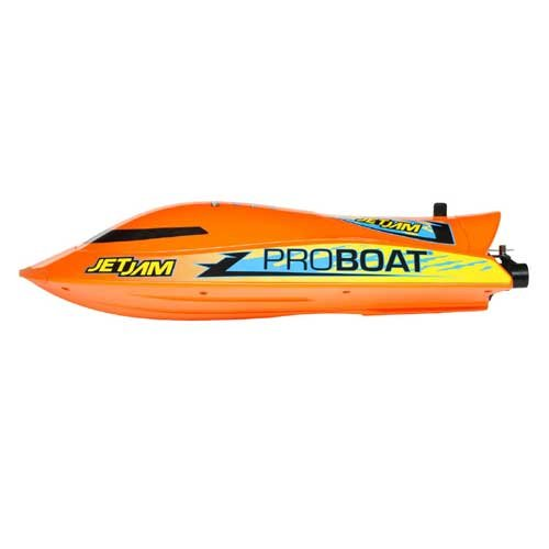 ProBoat Jet Jam 12-inch Pool Racer, Orange RTR