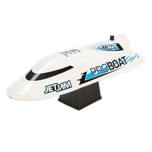 ProBoat Jet Jam 12-inch Pool Racer, Weiß RTR