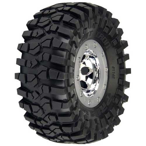"Pro-Line Flat Iron 2.2"" M3 (Soft) Rock Terrain Truck Tires"