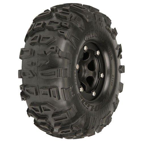"Pro-Line Chisel 2.2"" G8 Rock Terrain Truck Tires"