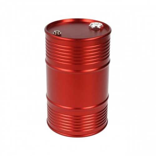 Scaler Crawler Ölfass Aluminium Rot R21012R