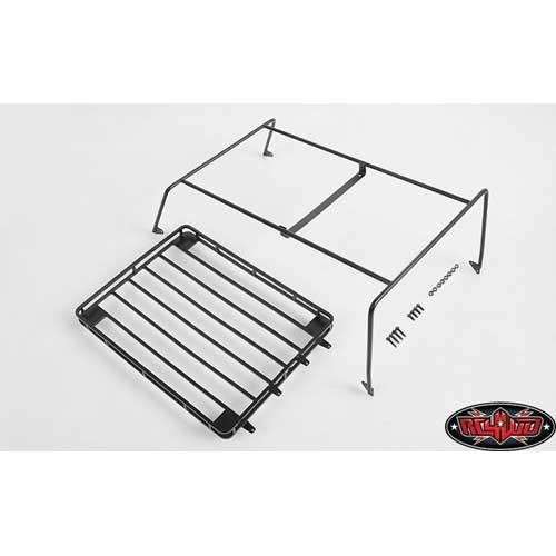 Metal Roof Rack für Axial SCX10 JK 90027 RC4WD