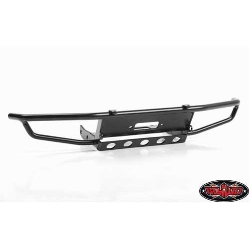 Guardian Steel Front Winch Bumper Axial 1/10 SCX10 II