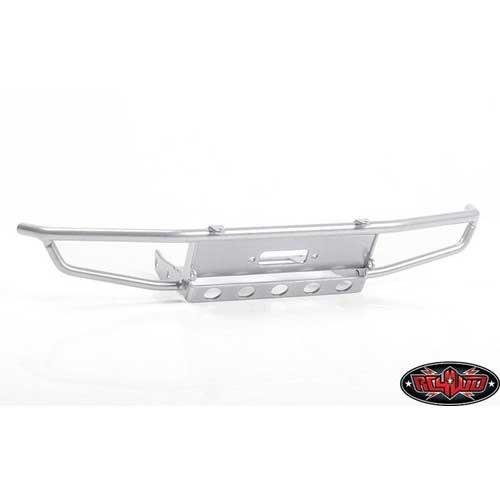 Guardian Steel Winch Bumper Axial 1/10 SCX10 II, weiß
