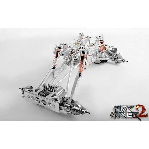RC4WD 1/4 Killer Krawler 2 (Gun Metal / Silver)